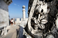 A detail of Belem Tower